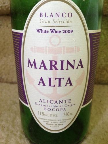 Marina Alta Gran Selección Alicante
