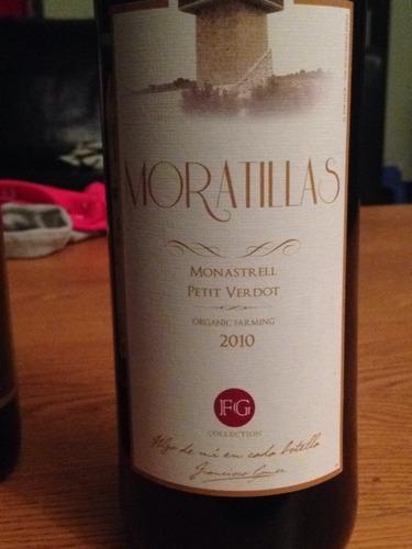 Moratillas Fg Collection Roble Monastrell Petit Verdot