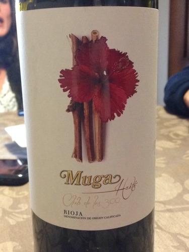 Muga Haiti Club De Los 300 Rioja