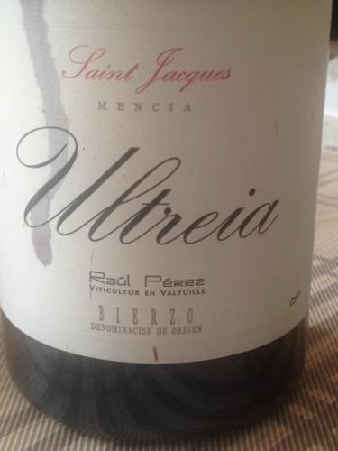 Raul Perez Ultreia Saint Jacques