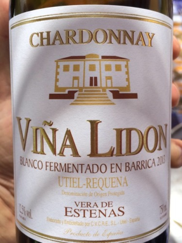 Viña Lidon Blanco Fermentado En Barrica Utiel-Requena Chardonnay