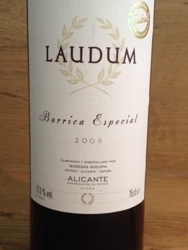 Laudum Reserva Alicante