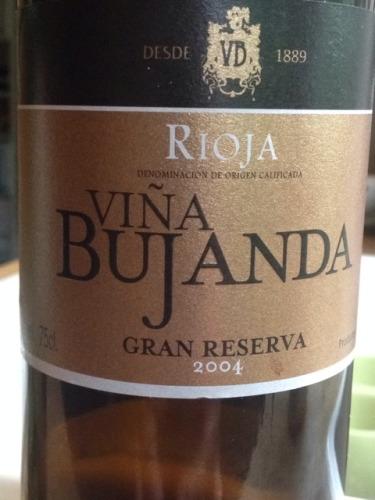 布罕达酒庄特级珍藏干红Vina Bujanda Gran Reserva