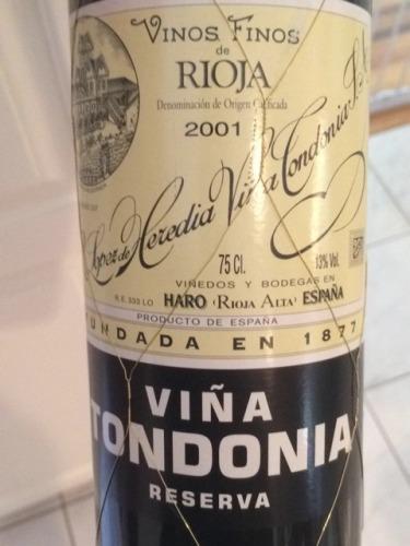 洛佩斯埃雷蒂亚酒庄唐园里奥哈珍藏干红R Lopez de Heredia Vina Tondonia Reserva Red