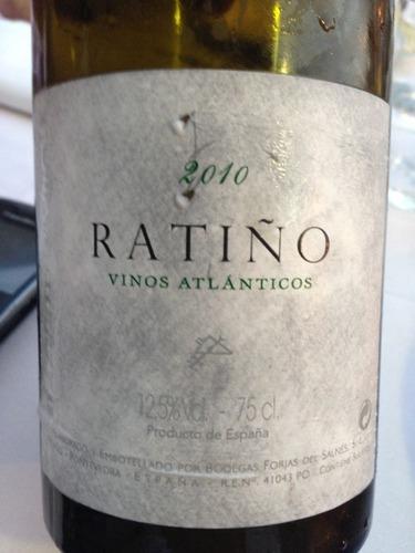 Ratino Vinos Atlanticos Blanc
