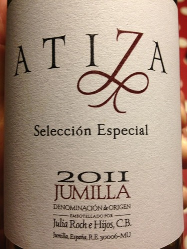 Atiza Seleccion Especial Jumilla