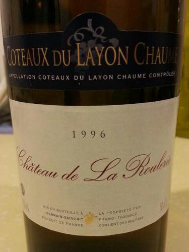 Coteaux Du Layon Chaume