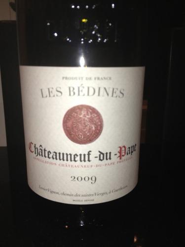 Les Bedines Châteauneuf-Du-Pape