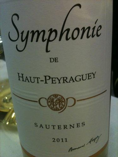 Symphonie Sauternes