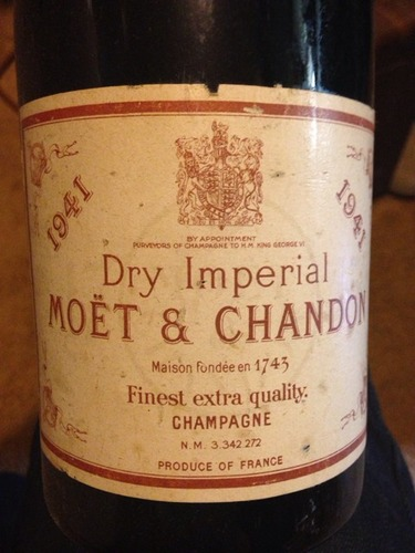 Champagne Finest Extra Dry Imperial