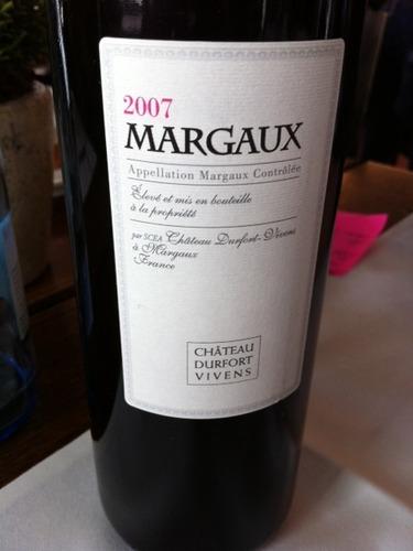 度韦酒庄玛歌干红Chateau Durfort Vivens Margaux