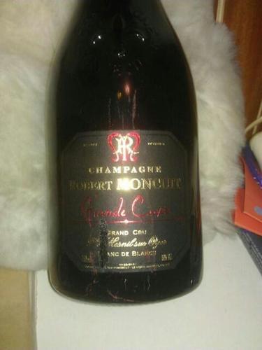 Champagne Grande Cuvée Le Mesnil Sur Oger Grand Cru Blanc De Blancs