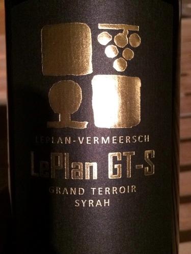 Gt-S Grand Terroir Syrah