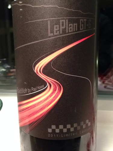 GT-G Red Rhône