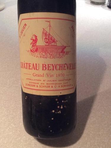 龙船酒庄干红Chateau Beychevelle