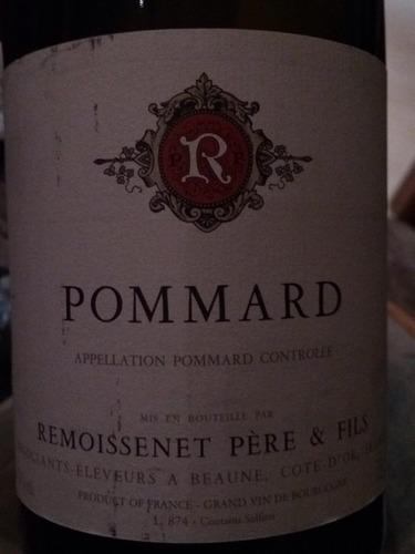 雷穆父子酒庄波玛干红Remoissenet Pere & Fils Pommard