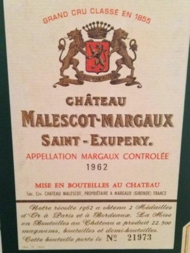 Margaux Grand Cru Classé