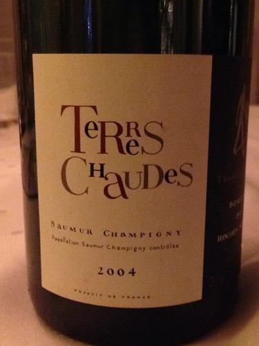 Terres Chaudes Saumur Champigny