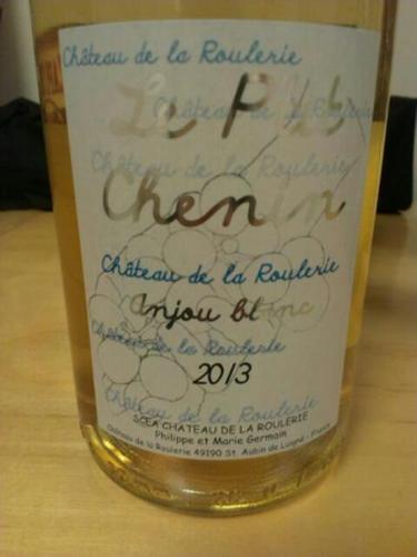 La Ptit Chenin Anjou Blanc