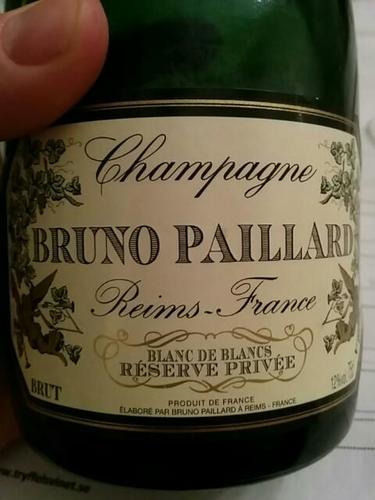 Champagne Réserve Privée Blanc De Blancs