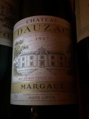 杜扎克酒庄干红Chateau Dauzac