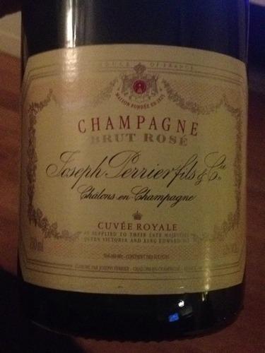 Champagne Cuvée Royale Brut Rosé