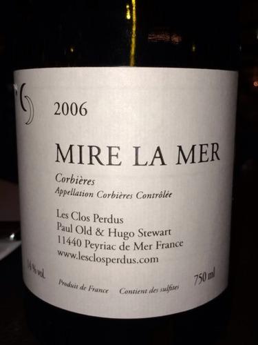 Mire La Mer Corbieres