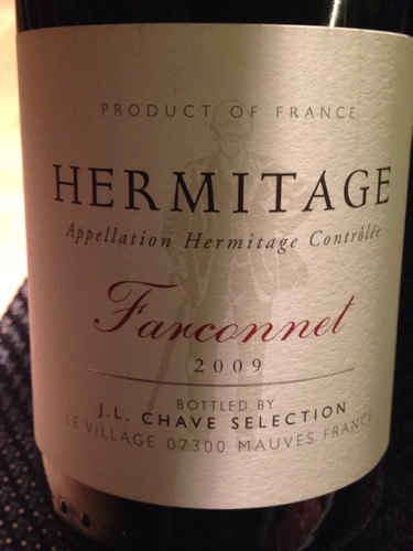 Selection Farconnet Hermitage