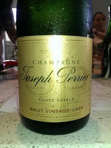 Cuvée Royale Brut Vintage Champagne