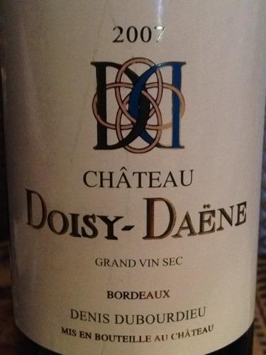 多西戴恩干白Chateau Doisy-Daene