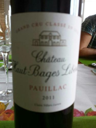 奥巴里奇酒庄干红Chateau Haut-Bages Liberal