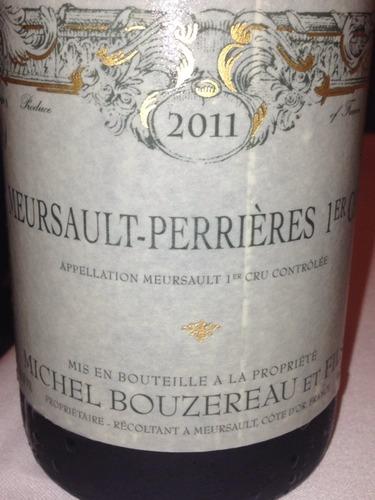 Meursault-Perrieres 1er Cru
