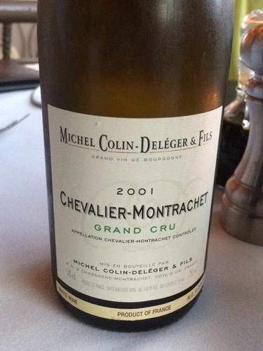 米歇尔科林-德勒格父子榭维丽-蒙哈榭特级园白葡萄酒Michel Colin-Deleger et Fils Chevalier-Montrachet Grand Cru