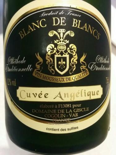 Angélique Cuvée Côtes du Rhône