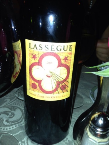 Chateau Lassegue Lassegue