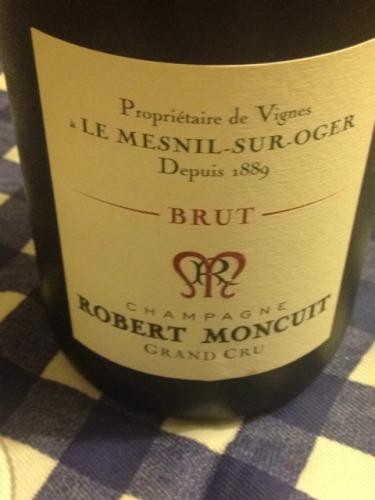 Champagne Brut Le Mesnil-Sur-Oger Grand Cru