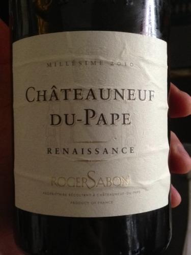 Châteauneuf-Du-Pape Renaissance