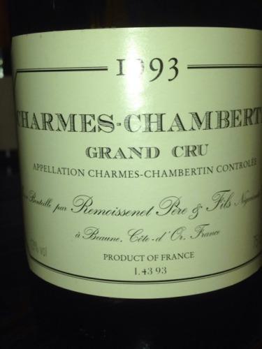 雷穆父子酒庄夏姆香贝丹干红Remoissenet Pere&Fils Charmes-Chambertin Grand Cru
