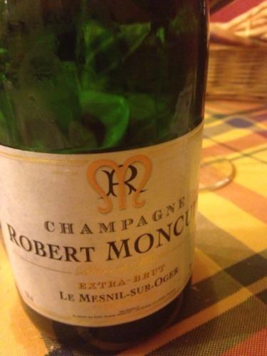 Champagne Grand Cru Brut Le Mesnil-Sur-Oger Blanc de Blancs