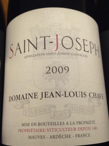 路易沙夫酒庄圣约瑟夫干红Domaine Jean-Louis Chave Saint-Joseph