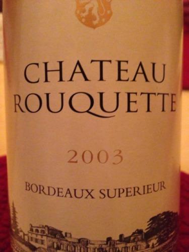 洛克城堡干红Chateau Rouquette