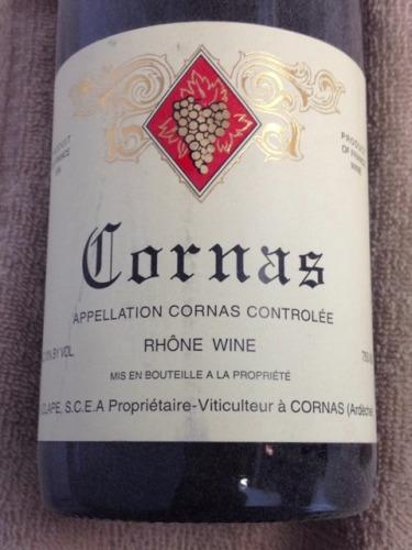 玉旒庄园康那士干红Domaine Auguste Clape Cornas