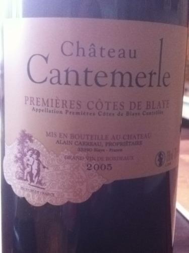 佳得美酒庄干红Chateau Cantemerle