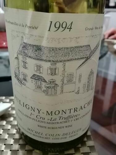 Puligny Montrachet 1er Cru La Truffiere