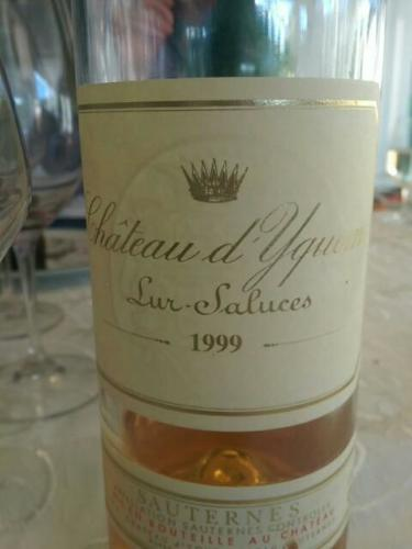 滴金酒庄贵腐甜白Chateau d'Yquem
