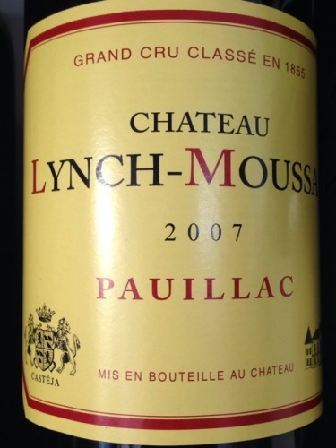 靓茨摩斯酒庄干红Chateau Lynch-Moussas