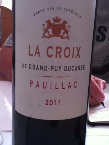 La Croix de Grand-Puy Ducasse