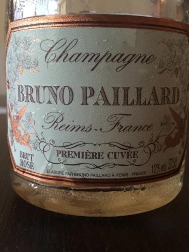 布鲁诺精选特酿桃红干型香槟Bruno Paillard Premiere Cuvee Rose Brut