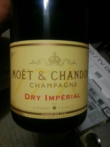 Champagne Dry Imperial