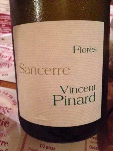 文森皮纳酒庄福尔干白Domaine Vincent Pinard Flores